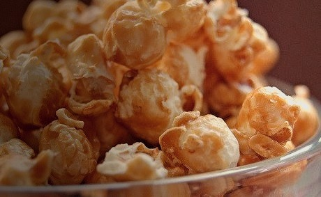 Caramel, Popcorn