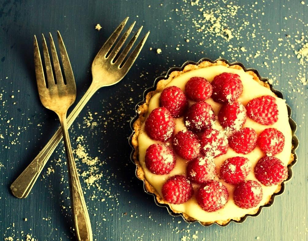 Recipe: Raspberry Cheesecake Tartlets