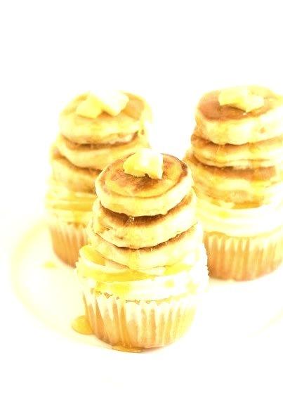 Cupcake, Pancake