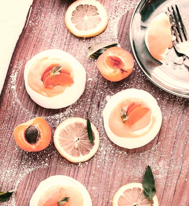 Apricot Curd The Artful Desperado
